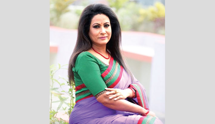 Champa joins the cast of Bishwa Sundori