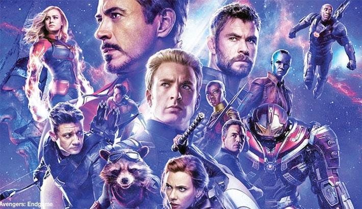 'Avengers: Endgame' beats Avatar box office record