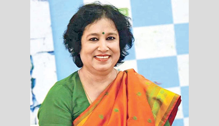 India extends Taslima's visa by one year