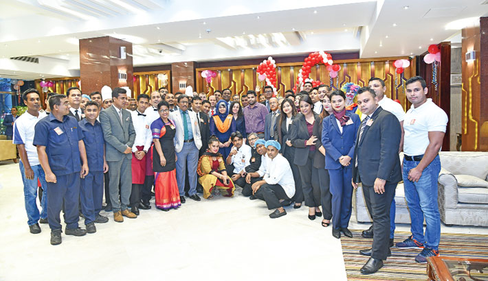 Hotel Sarina Dhaka Celebrates Its 16thAnniversary