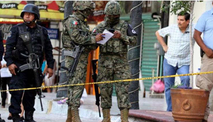 5 shot dead, 6 wounded in Acapulco bar near beach