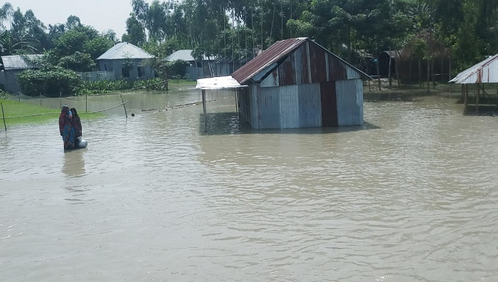 Food, drinking water crisis hits flood affected areas