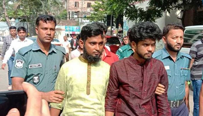 Three youths put on 4-day remand over Taslima murder