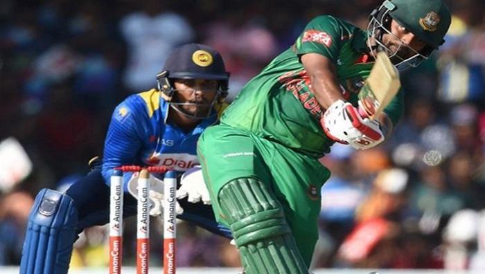 Tigers set to win against Sri Lanka Board President's XI, Bangladesh 240/4