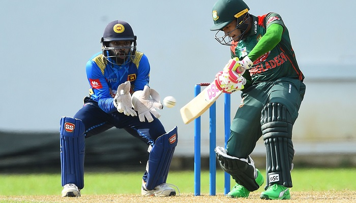 Bangladesh win against Sri Lanka Board President's XI