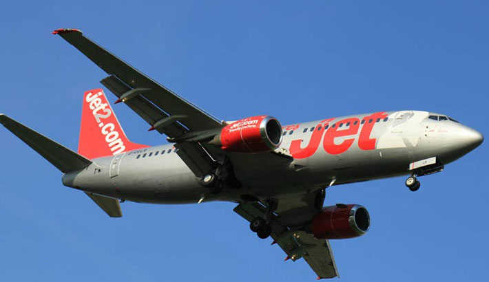 Jet2 named best-rated airline in Europe