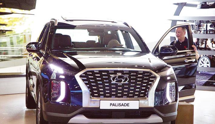 Hyundai Motor  sees profit  grow in Q2