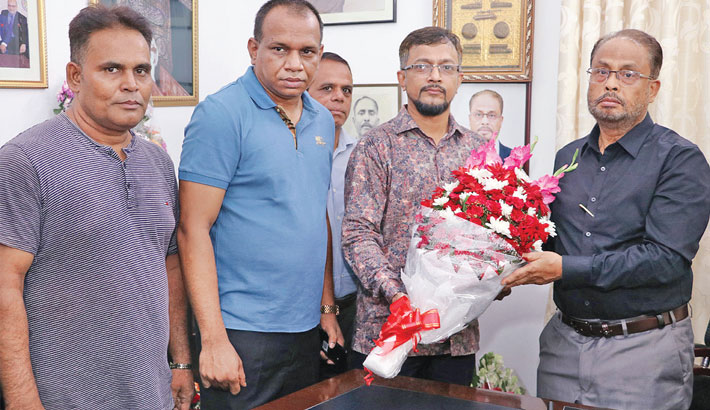 Dhaka city BNP leader joins JP
