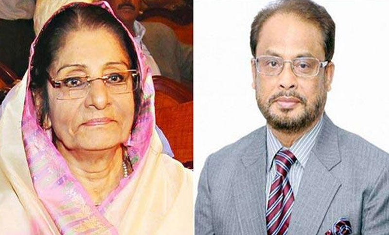 GM Quader is not chairman of Jatiya Party: Raushan