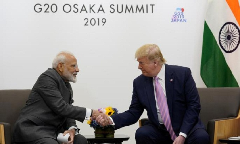 Indian opposition wants Modi to clarify Trump Kashmir claim