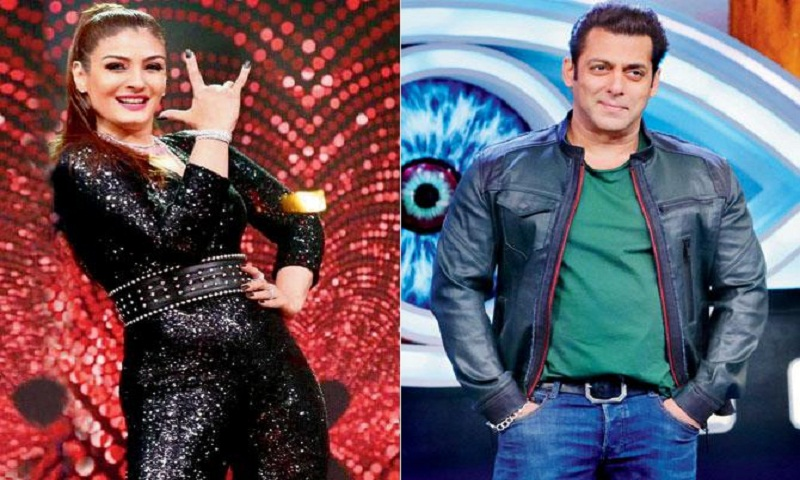 Raveena Tandon on Salman Khan: He told everyone that he knows me since the last 120 years