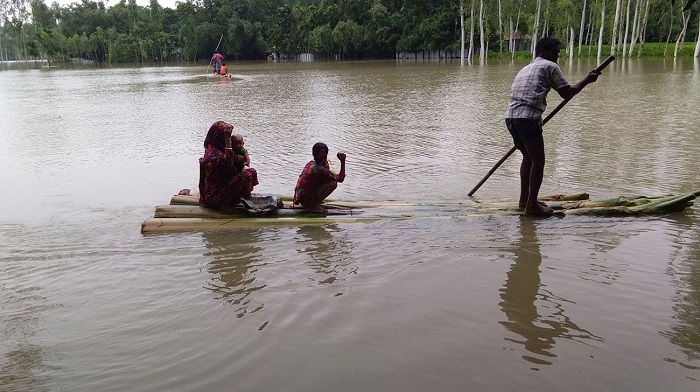 DFID releases £850,000 to support Bangladesh's flood victims