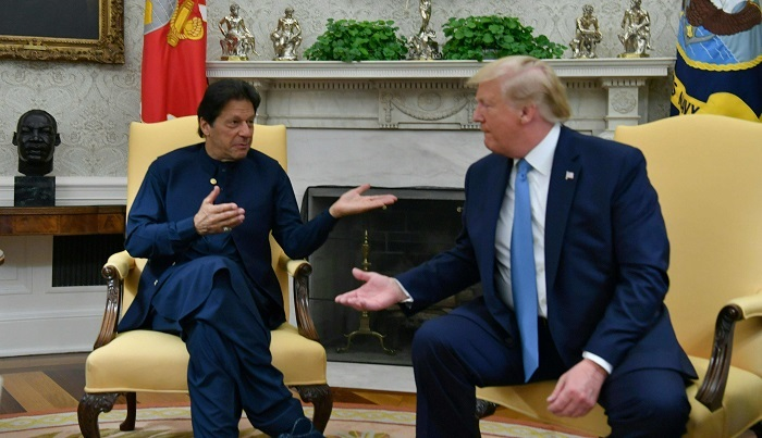 India denies Modi asked Trump to mediate Kashmir dispute