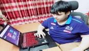 Bangladeshi computer genius's game on Google Play