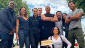Fast and Furious 9 shooting put on hold after stuntman gets injured