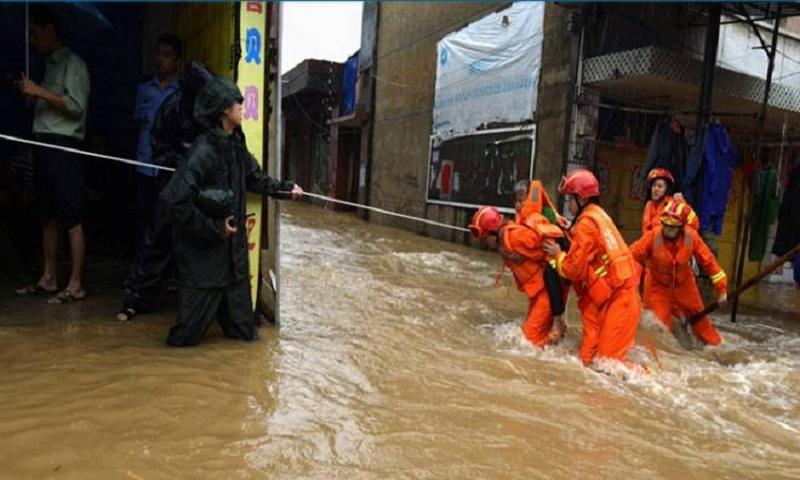 Landslides in southwest China kill 12; 34 missing