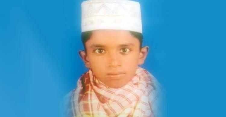 Throat-slit body of a madrasa boy found in Chuadanga