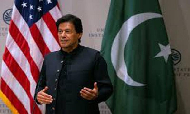 Pakistan's Imran Khan says to meet Taliban in peace push