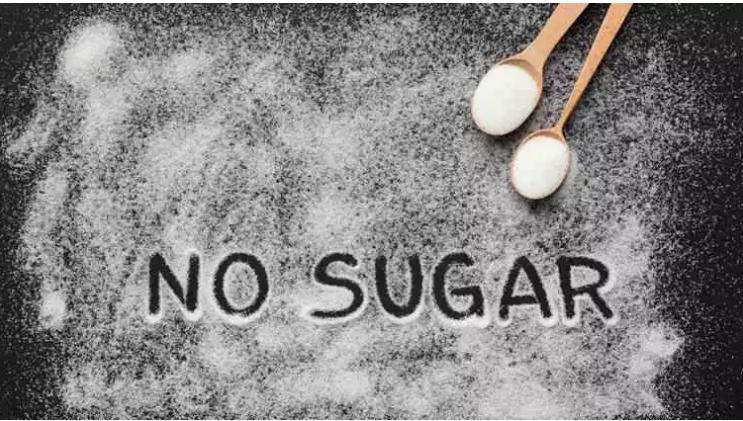 Does 'sugar-free' mean 'no sugar'?