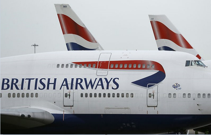 British Airways resumes flights to Cairo after week's halt