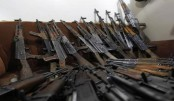 Porous border a safe route for arms smuggling