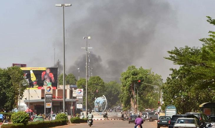 14 killed in jihadist attack in Burkina Faso: sources
