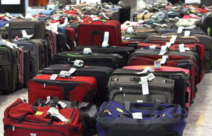 What to do when your luggage lost