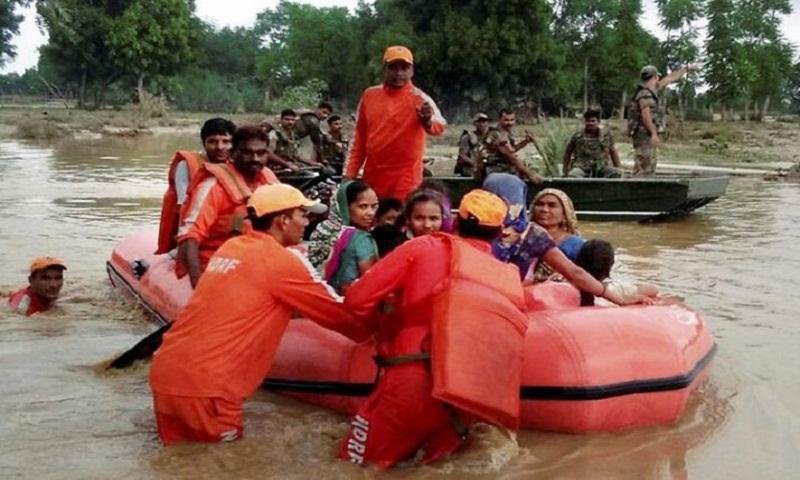 Bihar floods: Death toll reaches 127