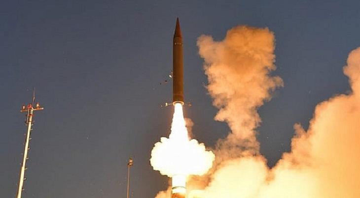 Israel, US successfully test ballistic missile interceptor