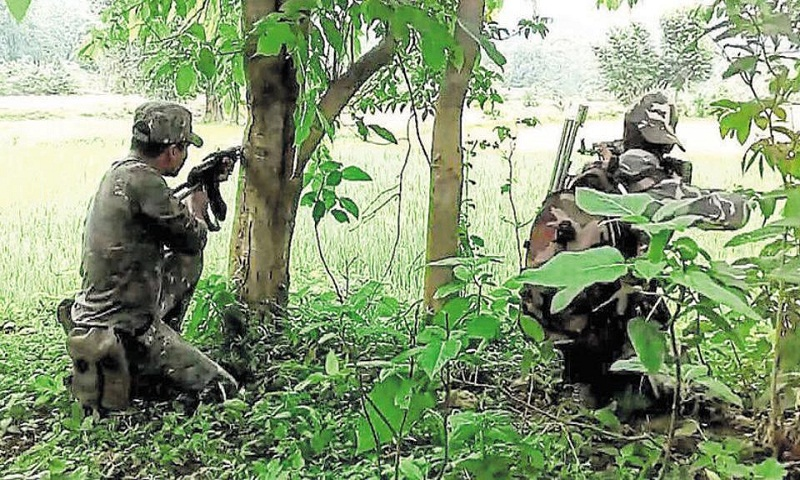 Seven Maoists killed in India's Chhattisgarh encounter