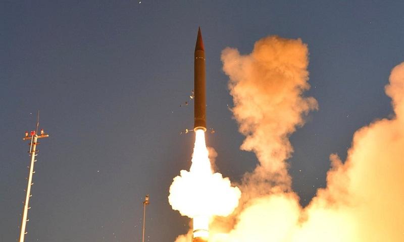 Israel, US test missile defense system in Alaska