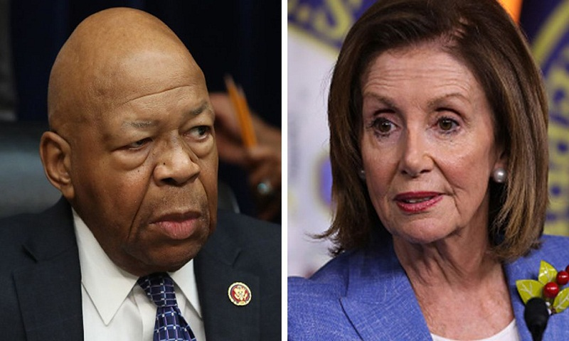 Trump's 'rat-infested' attack on lawmaker was racist, says Pelosi