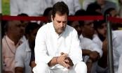 Rahul Gandhi back home, Congress to pick new chief next week