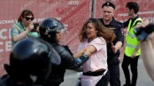 Thousand arrests at Moscow election rally