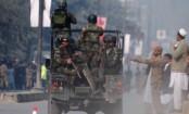 Pakistani military says militant attacks killed 10 soldiers