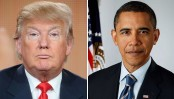 Obama shares African American letter, slams Trump over 'racist' remark