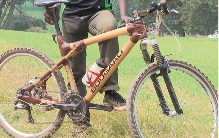 Uganda's bamboo bikes: 'A sustainable luxury'