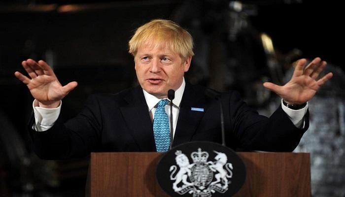 Boris Johnson heads to Scotland amid Brexit disagreement