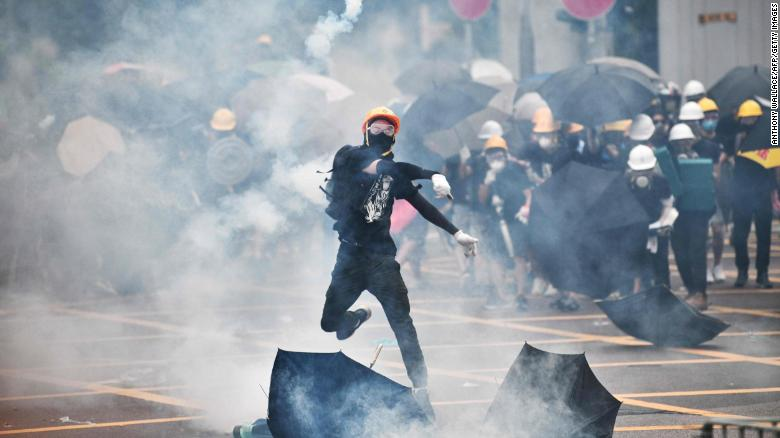 Beijing to speak out after weeks of Hong Kong protests
