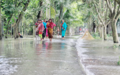 Flood situation improves in Jamalpur
