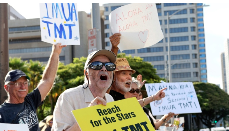 Hawaii scientists denied access to existing observatories