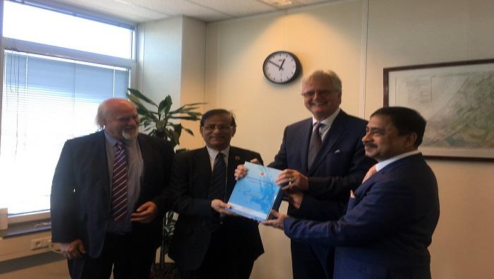 Netherlands to help implement Bangladesh Delta Plan