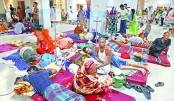 Dengue spreading across country