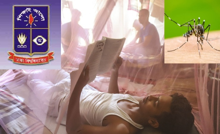 13 DU students diagnosed with dengue on Wednesday