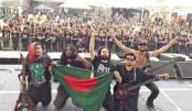 Trainwreck To Represent  Bangladesh At Wacken Open Air