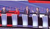 Democratic candidates clash over healthcare, immigration