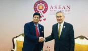 FM Momen in Bangkok to attend Asean Regional Forum