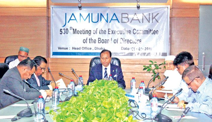 530th EC meeting of Jamuna Bank held