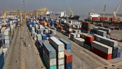 Chattogram 64th, Shanghai on top among world's 100 busiest container ports