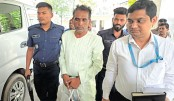 Abu Saleh, who is accused of misappropriating more than Tk 18 crore from Sonali Bank